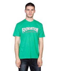 Foundation | Футболка Thrasher Green