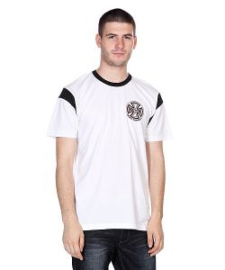 Independent | Футболка Classic T/C White/Black