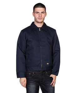 Dickies   Куртка Lined Eisenhower Jacket Dark Navy