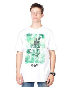 Mgp | Футболка T-Shirt Keyhole Mx White