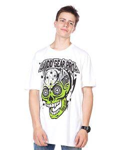 Mgp | Футболка T-Shirt Muerte Skull White