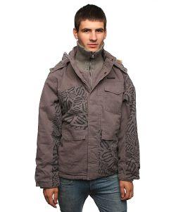 Santa Cruz | Куртка Зимняя Mobius Steel Grey
