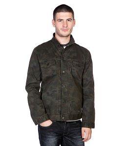 Globe   Куртка Джинсовая Goodstock Jacket Camo