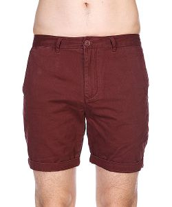Globe | Шорты Goodstock Chino Walkshort Oxblood