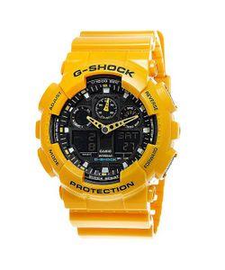 Casio G-Shock | Часы Ga-100a-9a