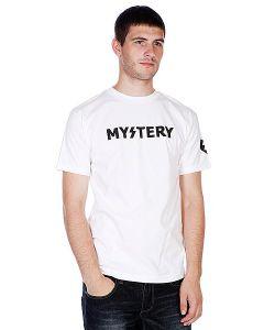 Mystery | Футболка Logo White