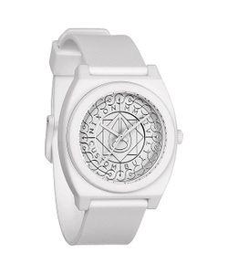 Nixon | Часы Time Teller P All White Shadow