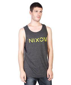 Nixon | Майка League Mock Twist Tank Black