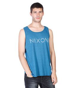 Nixon | Майка League Mock Twist Tank Navy