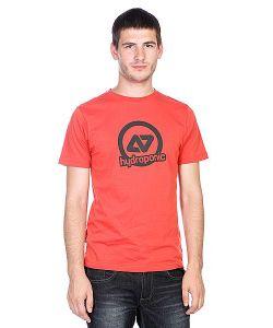 Hydroponic | Футболка Hy Logo Red Clay