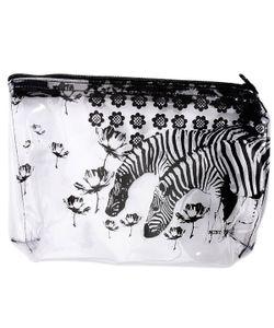 Ruby   Косметичка Женская Zebra Ass