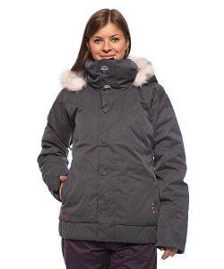 Oakley | Куртка Женская Gb Insulated Jacket Graphite