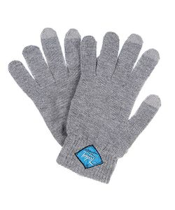 Today | Перчатки Touch Screen Gloves Grey