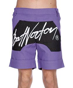 Bat Norton | Шорты Unisex Basic Shorts Purple