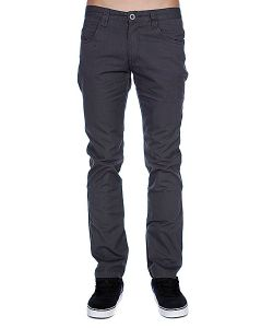 Urban Classics | Штаны 5 Pocket Pants Dark Grey
