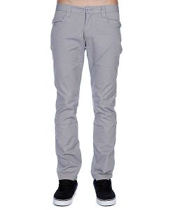Urban Classics | Штаны 5 Pocket Pants Light Grey