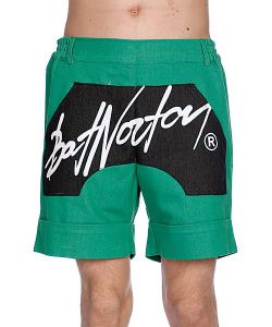 Bat Norton | Шорты Unisex Basic Shorts Green