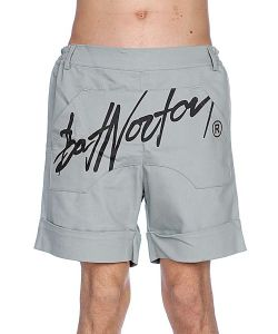 Bat Norton | Шорты Unisex Basic Shorts Grey