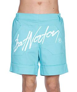Bat Norton | Шорты Unisex Basic Shorts Turquoise