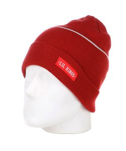 Lil Kings | Шапка Old Beanie Red