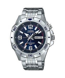 Casio | Кварцевые Часы Collection Mtd-1082d-2a Grey