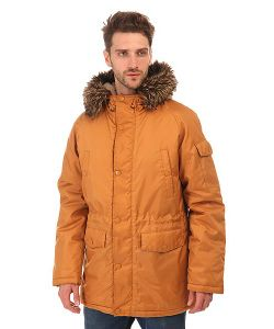 Today | Куртка Парка Oxford Parka Brown
