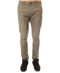 Quiksilver | Штаны Узкие Krandy Slim Dusty Olive