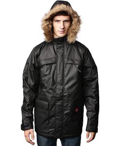 Dickies   Куртка Зимняя Ferguson 1000 Black