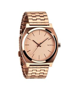 Nixon | Часы Time Teller All Rose Gold