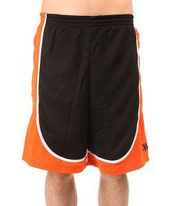 K1X   Шорты Классические Hardwood League Uniform Black/Orange