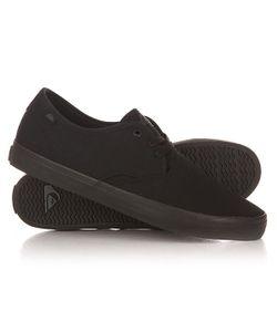 Quiksilver | Кеды Кроссовки Низкие Shorebreak M Shoe Sbkm Solid Black