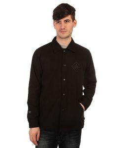 Huf | Рубашка Street Button Shirt Black