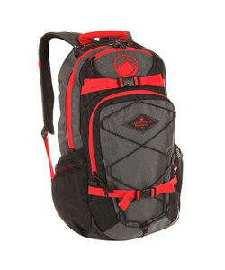 Liquid Force | Рюкзак Туристический Backpack Dlx Black/Grey/Red