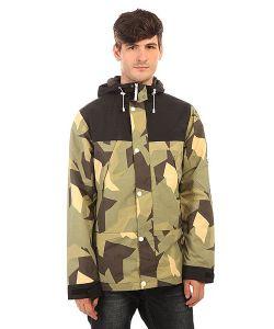 Colour Wear | Куртка Rock Jacket Asymmetric Olive