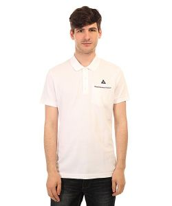 Le Coq Sportif | Поло Partido Polo Optical White