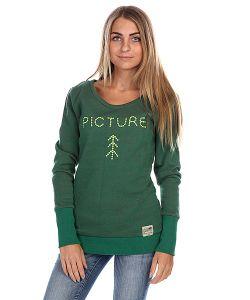 Picture Organic   Толстовка Женская Rover Green