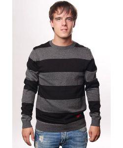 Fallen | Свитер Cole Signature Striped Sweater Black/Charcoal