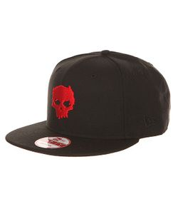 Zero | Бейсболка С Прямым Козырьком Blood Skull Red/Black