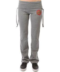 Santa Cruz | Штаны Спортивные Classic Dot Yoga Pant Charcoal Heather