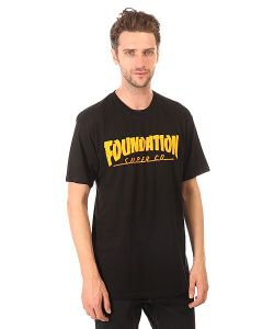 Foundation | Футболка Thrasher Black