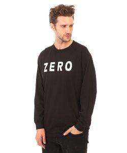 Zero | Лонгслив Army Black