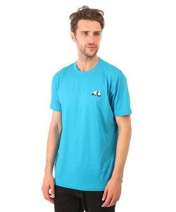 Enjoi | Футболка Small Panda Logo Premium Turquoise