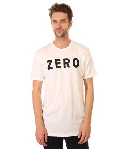 Zero | Футболка Army Premium White/Black