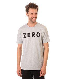 Zero | Футболка Army Premium Heather Grey/Black