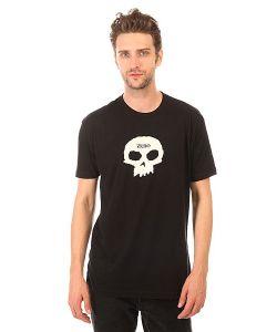 Zero | Футболка Single Skull Premium Black