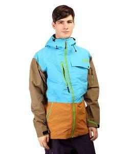 Trew | Куртка Gear Pow Funk Blue
