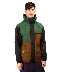 Trew | Куртка Gear Cosmic Khaki