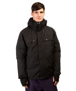 Trew | Куртка Gear Hunter Black
