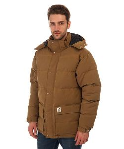 Fat Moose | Куртка Зимняя Urban Heat Camel