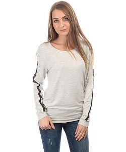 Roxy | Лонгслив Lacily Fleece Heritage Heather